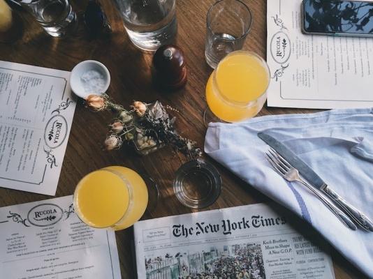 La prensa escrita también es un canal para atraer clientes