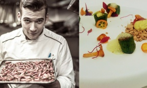 Massimo Arienti, semifinalista de S.Pellegrino Young Chef 2018 España y Portugal