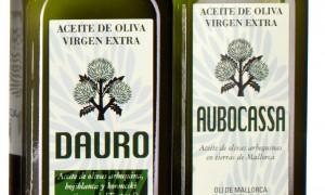 Aceites Dauro y Aubocassa de Bodegas Roda