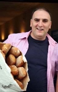El popular chef José Andrés
