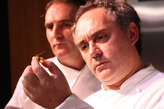 Jos andr s se lanza a la venta ambulante de comida for Ferran adria comida