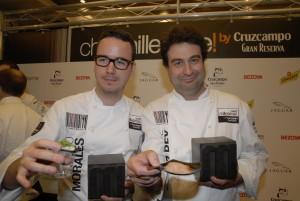 Paco Morales y Pepe Rodríguez ganadores de la pasada edición