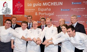 La guía Michelin condecora hoy a los mejores restaurantes de España