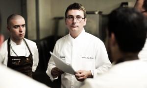 Los cocineros se meten en los laboratorios