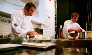 El Fórum Gastronómico Santiago 2012 comienza su primera jornada