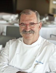 Pedro Subijana, chef del restaurante Akelare
