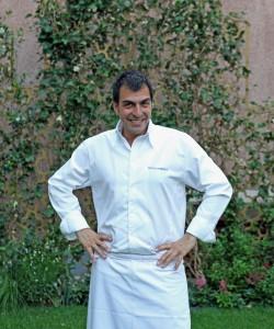 El chef catalán, Ramón Freixa