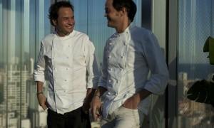 Navidad 2011: Javier y Sergio Torres, Rest. Dos Cielos, 1*Michelin – 2 Soles Repsol