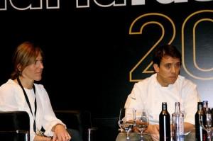 Francis Paniego inauguró la jornada del jueves en MF
