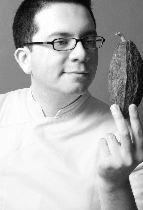 Entrevista al chocolatero José Ramón Castillo