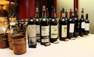Botellas de vino. Foto: Lavinia
