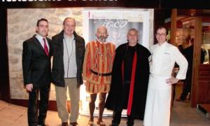 Siete estrellas Michelin y 3 Relais Desser en la I Jornadas San Vicente Gastronómico