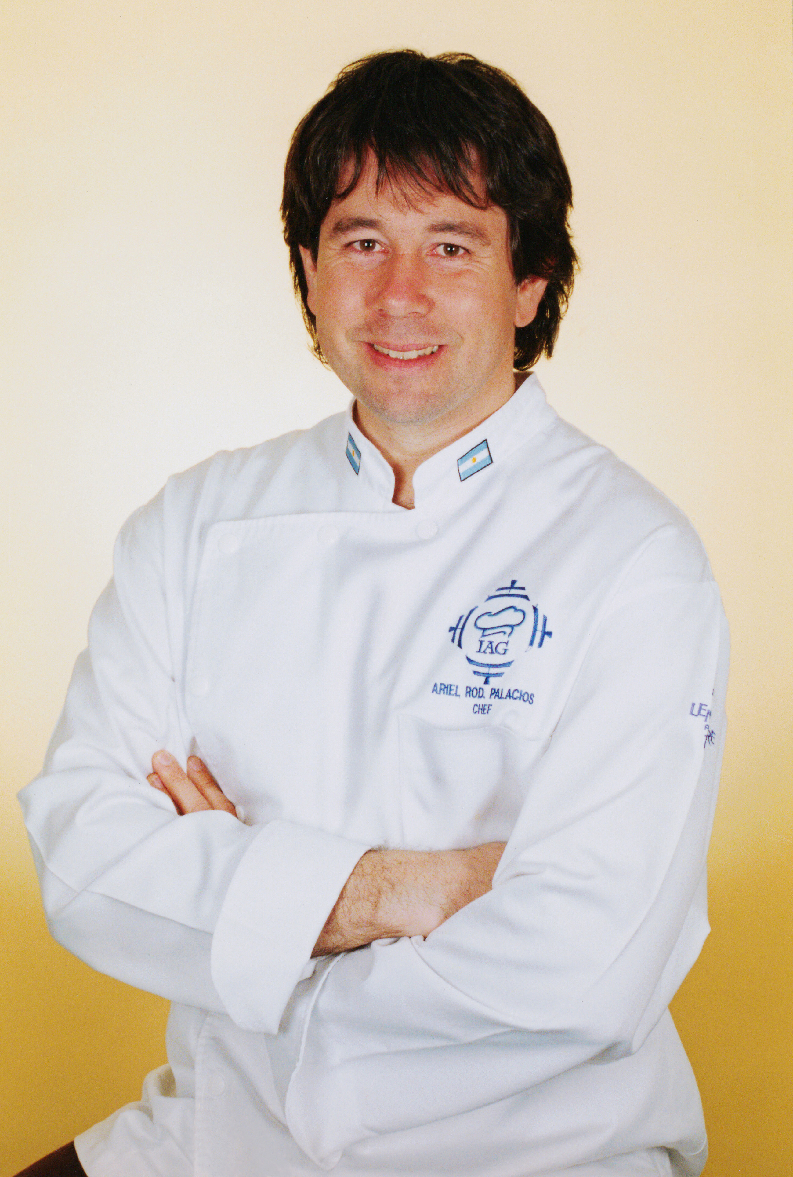 Entrevista al chef televisivo ariel rodr guez palacios for Cocina 9 ariel rodriguez palacios facebook