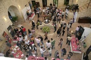 La muestra enológica se celebrará en la Escuela de Hostelería Castillo del Marqués