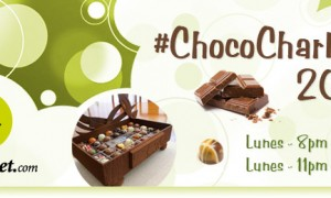 #Chococharlas con el maestro chocolatero José Ramón Castillo