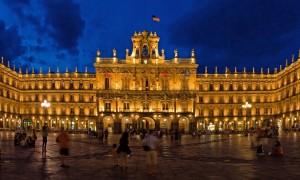Un paseo de gastronomía, Salamanca