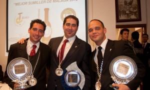 Francisco Rubiales, mejor sumiller de Málaga 2012