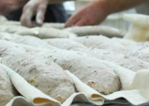 El amasado, la clave para un buen pan