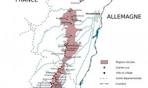 Alsacia, el reino de los grandes blancos (I)