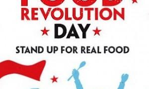 """CIOMijas celebra el """"Food Revolution Day"""" del conocido chef Jamie Oliver"""