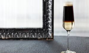 Black Velvet, cerveza con champagne