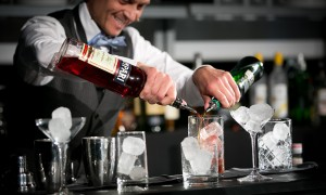 David Ríos, mejor bartender de España en la World Class Competition 2013