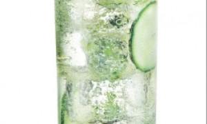 Cucumber Gin Fizz, refrescante y diferente