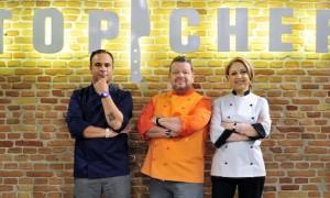 Los concursantes de 'Top Chef' cocinan para bloggers de gastronomía y famosos