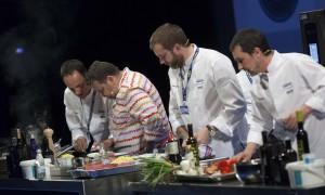 Joan Roca, Andoni Luis Aduriz y Ángel León cierran San Sebastián Gastronomika 2013