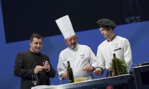 El chef Heston Blumenthal abre San Sebastián Gastronomika 2013