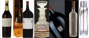 Los diez vinos y licores más caros del mundo