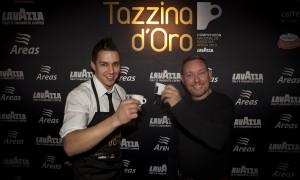Dani Botana ha sido elegido mejor barista de España