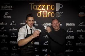 Dani Botana junto a Albert Adriá
