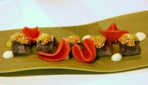 Caballa y Quinoa de JCG