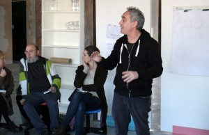 Ferran Adrià en la presentación de Bullipedia Lab