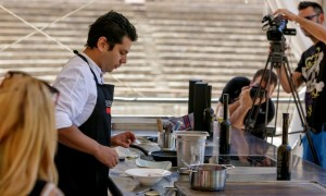 Diego Gallegos del restaurante Sollo es el nuevo Cocinero Revelación 2015
