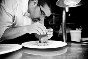 El chef Juan Andrés Morilla