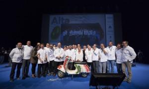 El team de Chefs en Gastronomika