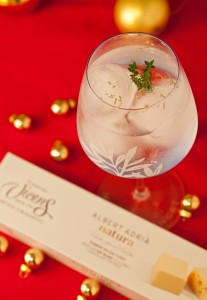 Mare Christmas G&T
