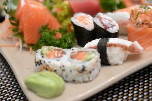 La moda del Sushi