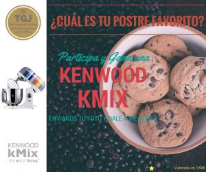Participa y gana una Kenwood KMix