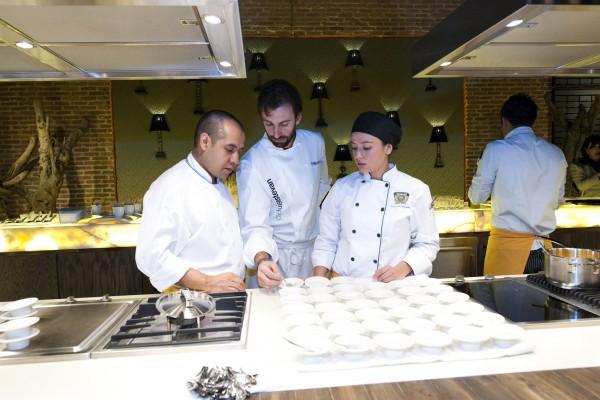 José Luis Estevan y Joaquín Felipe al mando de la oferta gastronómica