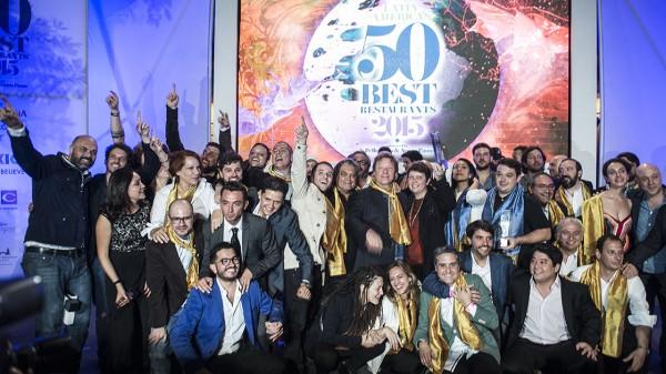 50 mejores restaurante de América Latina
