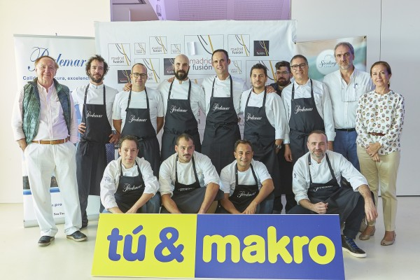 Cocineros Revelación de Madrid Fusión