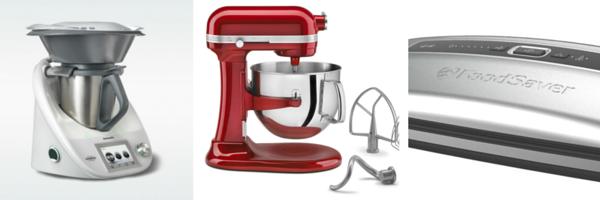 Los electrodom sticos que no deben faltar en tu cocina for Cocinas completas con electrodomesticos