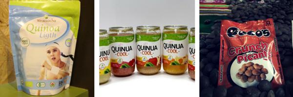 Los productos gourmet peruanos más innovadores