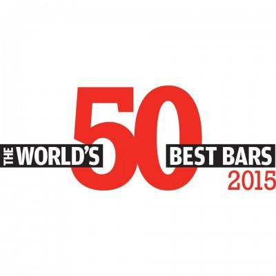 Lista de los 50 Mejores Bares del Mundo 2015