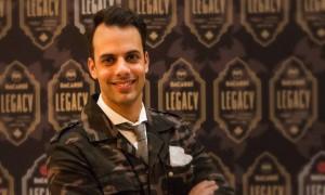 Ángel Arruñada finalista de la Bacardí Legacy Global Cocktail Competition