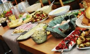 Platos perfectos para un buffet de calidad