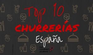 Las 10 mejores churrerías de España